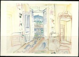Carte Postale - Raoul Dufy - La Fenêtre Ouverte - Éditions Nouvelles Images - TBE - Voyagé - Pittura & Quadri