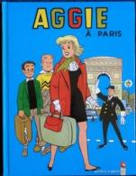 AGGIE N° 4 - AGGIE Â PARIS - Éditions Vents D'Ouest - ( 1998 ) . - Livres, BD, Revues