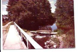 PLOUGUENAST - Pont Sur Le Lié - Cliché Original - Essai Avant Tirage - Archive COMBIER (1966) - UNIQUE - Sonstige Gemeinden