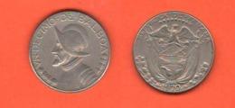 Panama 1/10 Balboa 1970 - Panama
