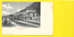 Breitlauenen Station (Photoglob) Suisse (BE) - BE Berne