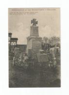 Artilleriedenkmal Auf Dem Soldatenfriedhof In Chamouille (1916). - Andere Gemeenten