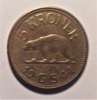 Greenland  5  Krone 1944 - Greenland