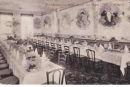MARIAKERKE OOSTENDE HOTEL ROYAL DES BAINS SALLE A MANGER 1907 - Belgique