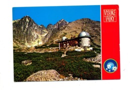 Carte Observatoire Tatry - Slowakei