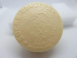 502 - Ancienne Boite Sucre  Edulcor  Vide - Paris - Recommandée Aux Diabétiques - Boxes