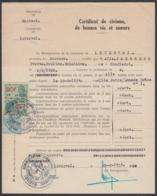 Loverval - 1953 - Bonne Vie Et Moeurs - Vecchi Documenti