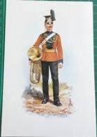 Bandsman, 16th (The Queen's) Lancers C1890 ~ Tenor Tuba - Regiments