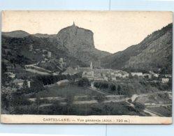 04 - CASTELLANE  -- Vue Générale - Castellane