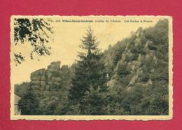 C.P. Villers-Sainte-Gertrude =  Vallée De L' AISNE )  Les  Roches à  FRESNE - Durbuy