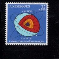 858140410 SCOTT 931 POSTFRIS MINT NEVER HINGED EINWANDFREI (XX) - EUROPEAN GEODYNAMICS AND SEISMOLOGY CENTER - Luxembourg