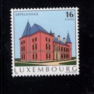 858140989 SCOTT 937 938 POSTFRIS MINT NEVER HINGED EINWANDFREI (XX) - TOURISM ERPELDANGE  - SCHENGEN - Luxembourg