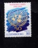 858141505 SCOTT 932 POSTFRIS MINT NEVER HINGED EINWANDFREI (XX) - UN 50TH ANNIVERSARY - Luxembourg