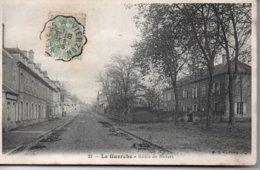 La Guerche  - Route De Nevers - La Guerche Sur L'Aubois