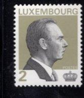 858142270 SCOTT 883A POSTFRIS MINT NEVER HINGED EINWANDFREI (XX) - GRAND DUKE JEAN - Luxembourg