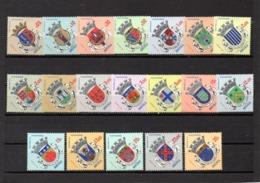 Angola Nº 447-65 Escudos, Serie Completa En Nuevo 28,50 € - Angola