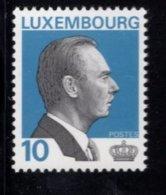 858142684 SCOTT 886 POSTFRIS MINT NEVER HINGED EINWANDFREI (XX) - GRAND DUKE JEAN - Luxembourg