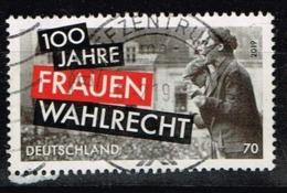 Bund 2019,Michel# 3435 O 100 Jahre Frauenwahlrecht - Gebraucht