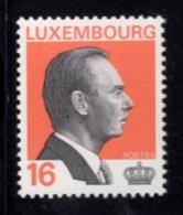 858143005 SCOTT 889 POSTFRIS MINT NEVER HINGED EINWANDFREI (XX) - GRAND DUKE JEAN - Luxembourg