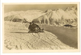 35 - St Moritz - Bobsleigh - Sports D'hiver