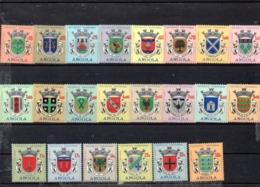 Angola Nº 468-89 Escudos, Serie Completa En Nuevo 26 € - Angola