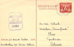 P192 Zensur 1945 - Ganzsachen