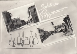9569-SALUTI DA POZZONOVO(PADOVA)-FG - Saluti Da.../ Gruss Aus...