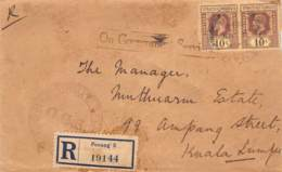 R-Brief Penang  > Kuala Lumpur 1934 - Malaysia (1964-...)