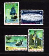 GILBERT  ISLANDS    1977    Christmas    Set  Of  4       MNH - Gilbert & Ellice Islands (...-1979)