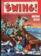 Cap'tain Swing ! - Mensuel - N° 295 - Mon Journal - ( 11 - 2018 ) . - Mon Journal