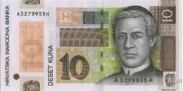 Croatie 10 Kuna (P45) 2004 -UNC- - Kroatië