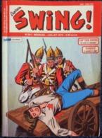 Cap'tain Swing ! - Mensuel - N° 291 - Mon Journal - ( 07 - 2018 ) . - Mon Journal