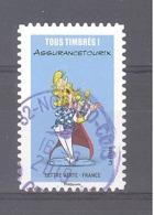 France Autoadhésif Oblitéré N°1736 (Astérix Tous Irréductibles : Assurancetourix) (cachet Rond) - France