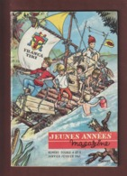 JEUNES  ANNEES  MAGAZINE - Janvier / Février 1961 - N° Double 4 & 5 - 98 Pages - Voir Les 3 Photos - Livres, BD, Revues