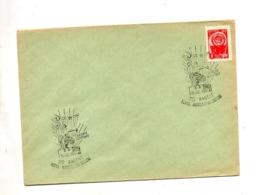 Lettre  Cachet Aastatt   Statue - Machine Stamps (ATM)