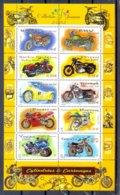 FRANKRIJK   (WEU 374 ) - Motorbikes