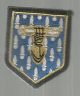 écusson Tissu , GENDARMERIE ,  école Des Sous Officiers,  Scratch , 2 Scans - Patches