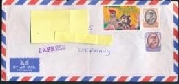 °°° POSTAL HISTORY THAILAND 1997 °°° - Tailandia