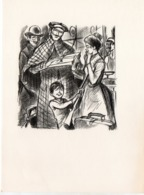 Beau Dessin Couple, Cadeaux, Fusil, Enfant. - Drawings