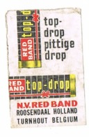 Turnhout: Top-Drop - Boites D'allumettes - Etiquettes