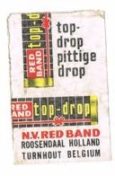 Turnhout: Top-Drop - Scatole Di Fiammiferi - Etichette