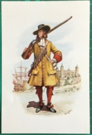 A Soldier Of The Duke Of York And Albany's Maritime Regiment Of Foot 1664 - Regiments