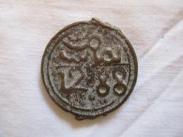 Maroc: 4 Falus 1288 (1871) - Maroc
