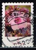 Bund 2019,Michel# 3459 O Blumen; Phlox Selbstklebend - Gebraucht