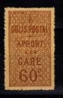 Colis Postaux - YV 29 N** Luxe Cote 95 Euros - Neufs