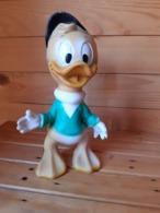 "Vintage Disney Donald Duck's Nephew, ""Louie"" -Rubber Squeak Toy( Tall 24 Cm)- Walt Disney Production By Biserka Zagreb - Disney"