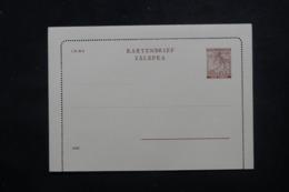 BOHÊME ET MORAVIE - Entier Postal Non Circulé - L 44108 - Bohême & Moravie