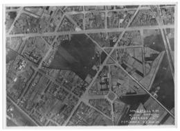 Oostende 1918 Vue Aérienne Photo 17x23 - Lieux