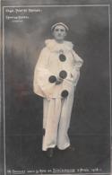 CAMP De CASSEL - Camp De Prisonniers Théâtre FRANÇAIS Travesti M.Trouvet Dans Le Rôle... Carte Photo (Allemagne) - Guerra 1914-18