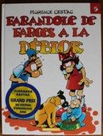 BD LES DEBLOK - 5 - Farandole De Farces à La Déblok - EO 2000 - Déblok, Les